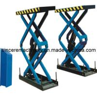 3.2t Hydraulic Scissor Lifts (SL3.2) Manufactures