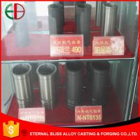 High Alloy Grey Iron Cast Pipe EB12218 Manufactures