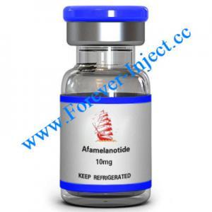 China Melanotan-1 , MT-1 ,  Afamelanotide , Melanotan-i , Peptide , 10mg on sale