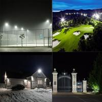 Energy - Saving Outdoor LED Flood Lights Flicker - Free For House / Building Security Manufactures