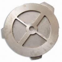 CNC Machined Precision Turned Part with Lost Wax Casting and Induction Hardened Heat Treatment Manufactures