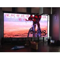 Energy Saving Thin Indoor P4 Led Boards for Advertising Display Manufactures