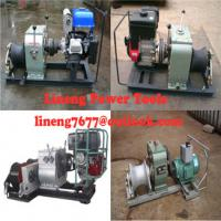 China Cable Winch ,Powered Winches,Cable Winch,ENGINE WINCH on sale