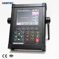 China NDT Ultrasonic Testing Equipment FD201 with 3 staff gauge Depth d , level  p , distance s on sale