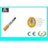 Breakout Tight Buffered Fiber Cable , 50 / 125 Multimode Fiber Optic Patch Cord