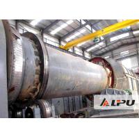 Environmental Friendly Rotary Kiln in Cement Metallurgy and Refractory Material Manufactures