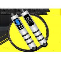 China Electronic Skipping Health Care Products Digital Jump Rope With Calorie Counter on sale