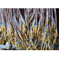Gold Plated SMB RF Cable Assemblies SMB Female To SMB Female RF Connector Manufactures