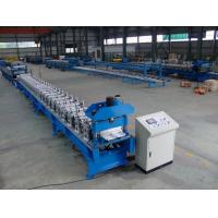 Automatic Standing Seam Profile Roof Roll Forming Machine 16 Forming Stations Manufactures