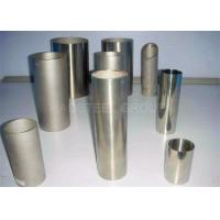 ASTM A312 TP 316H Stainless Steel Tubing Seamless Pipe 0.5mm - 80mm Thickness Manufactures