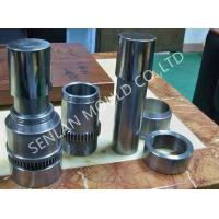 China PET Bottle Blow Mould Locating Pins And Bushings With CNC Milling Service on sale