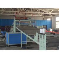 Fully Automatic Wpc Pvc Foam Board Machine High Impact Resistance Manufactures