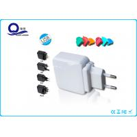 Qualcomm Quick Charge Iphone USB Charger With 5V 2.1A Detachable Power Adapter Manufactures