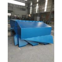 China Good Quality 1-5 Layers Linear vibrating screen used for chickpeas white sorghum on sale
