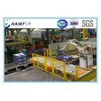 Paper Mill Assembly Line Robots Intelligent Equipment For Palletizing Manufactures