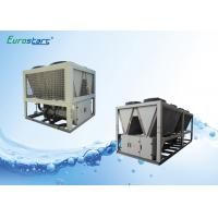 Energy Saving Low Temperature Chiller Semi Hermetic Screw Refrigeration Compressor Manufactures