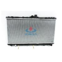 Aluminum 1992 - 1999 Toyota Corolla Radiator CE100 / CE110 Engine Cooling System Manufactures
