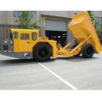 240kw 20 Ton Underground Dump Truck Water Cooled Turbo Charged Manufactures