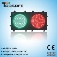 200mm (8 inches) Red & Green Traffic Signal Light (TP-JD200-3-202) Manufactures