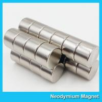 China Zinc Coating Strong Industrial Neodymium Magnets N50 Powerful 20*20mm on sale