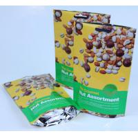 aluminum foil bags stand up bags zip lock bags in customized size  on sale Manufactures