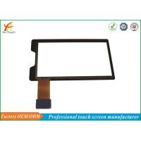 Anti Collision Car Touch Panel 10.1 Inch 1280x1024 Resolution For Dvd Player Display Manufactures
