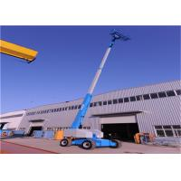 China Anti Collision Safety 30 M Telescopic Boom Lift Video Technical Support on sale