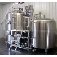 Commercial beer brewing equipment , Commercial beer brewing equipment Manufactures