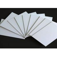 Quality High Density 15mm PVC Foam Board Sheet Bathroom Use Lead Free Energy Saving for sale