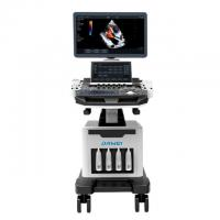 China Trolley Ultrasound machine 4D echo Color Doppler scanner machine model T70 on sale