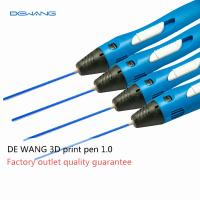 Quality 12V 2A 3D Drawing Pen 3D Printer Pen , CE ROHS UL FCC Approval for sale