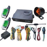 China 433.92MHz, Central door locking system automation 2 Way Paging Car Alarm on sale