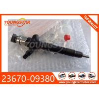Denso Common Rail Diesel Fuel Injector For Toyota 2KDFTV  23670-09380 2367009380 Manufactures