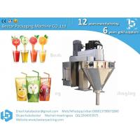 China Automatic MilkJuiceJelly TopCorner Spout Doypack Stand up Pouch Packing Machine on sale