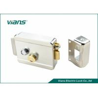 Popular Electric Rim Lock with Push Button , Russia Market Related Manufactures