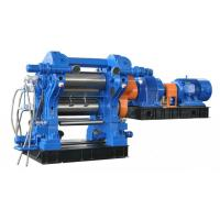 Three roll PVC Sheet calender Machine Manufactures