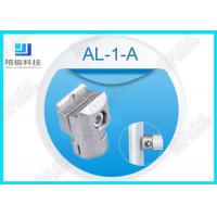 Aluminum Alloy Pipe Fitting Dismantling Joint of Aluminum Pipe Rack System AL-1-A Manufactures