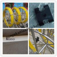 Quality Fiberglass duct rodder,duct rodder,Duct rod,Fiberglass push pull for sale