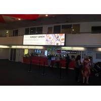 Full Color Video Wall electronic advertising displays / eventLED Screen High Resolution Manufactures