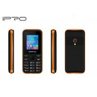 China IPRO 1.77 Inch GSM Bar Phone / Unlocked Gsm Cell Phones Back Case With Lines Design on sale