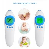 Baby Infrared Digital Thermometer Forehead , Body Electronic Newborn Thermometer Manufactures