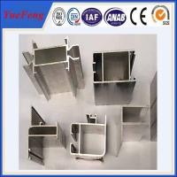 aluminum extrusion for casement windows, customized aluminium powder coating window frame Manufactures