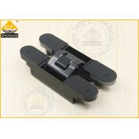 Heavy-Type 180 Degree 3 Way Adjustable Concealed Hinges For Interior Doors Manufactures