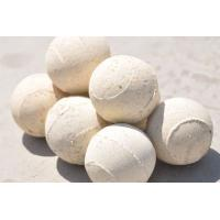 Heat Resistant Ceramic Refractory Balls For Chemical Fertilizer Plant Manufactures
