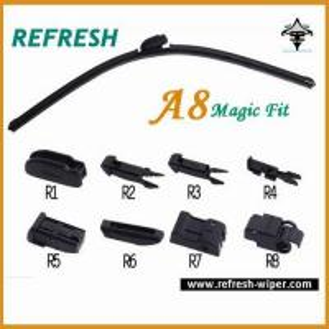 Multi-Clip Wiper Blades (8 adaptors) Manufactures