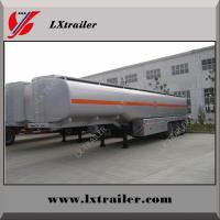 3 axle 40,000L steel fuel tanker semi trailer, View fuel tanker Manufactures