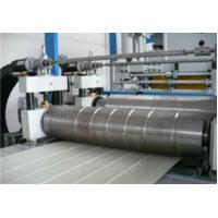 Roll Forming Continuous PU Sandwich Panel Production Line Automatic With 0 ~ 12 Sets Manufactures