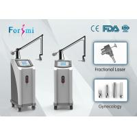 Glass Tube & RF Tube Fractional Co2 Laser Scar Removal & Skin Resurfacing Machine Manufactures