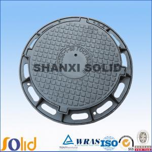 China round cast iron manhole cover on sale