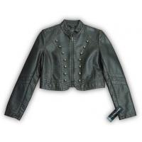Fashion Ladies PU Jacket (F65174-1) Manufactures